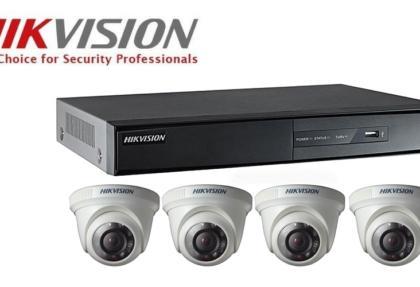 Оборудования Hikvision