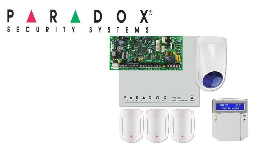 Оборудования Paradox