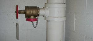 Испытание пожарных водопроводов